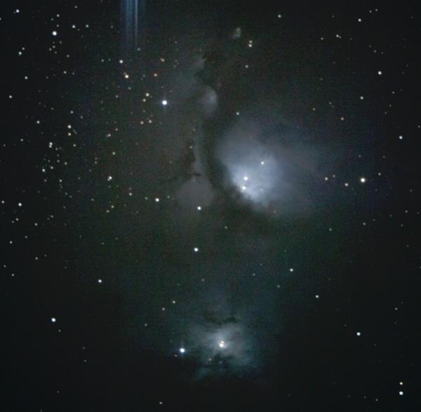 grelfnet m78 amp mcneils nebula in orion