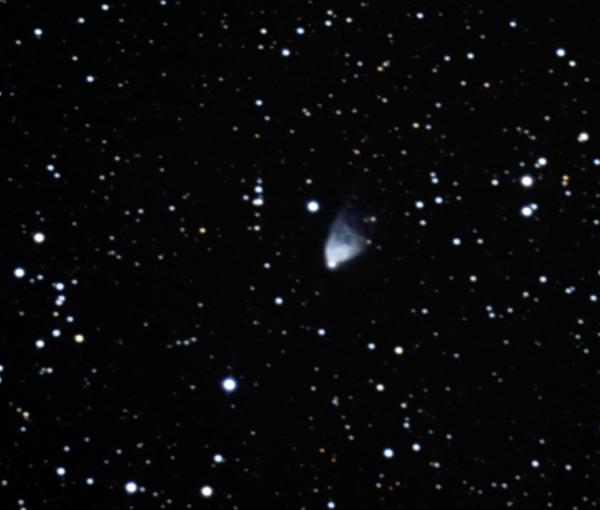 grelf.net - NGC 2261 Hubble's variable nebula