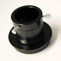 Adapter for 1.25 inch eyepieces