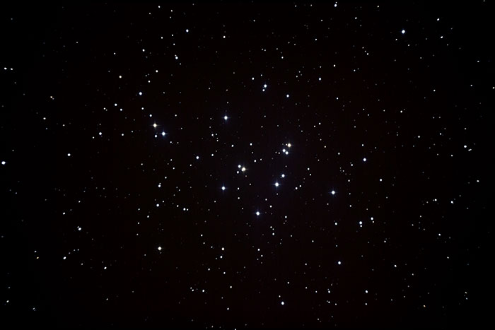 M44, the Beehive Cluster