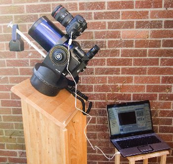 Grelf Net Camera Following The Stars